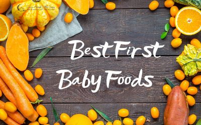 Best First Baby Foods To Avoid Digestive Issues (4-24 Months)